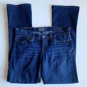 Lucky Brand Charlie Baby Boot Cut Jeans Size 10 30